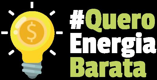 QueroEnergiaBarata_Logotipo